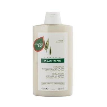 Klorane  Shampooing Avoine 400ml Renksiz